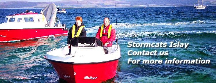 Contact StormCats