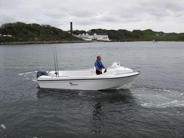 New Tope Hunter Sea Trials