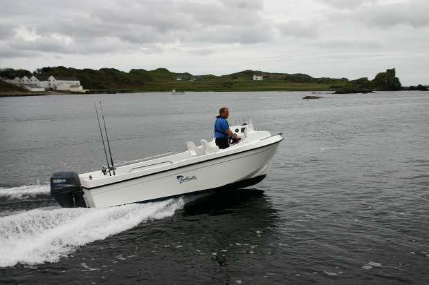 New Tope Hunter Sea Trials