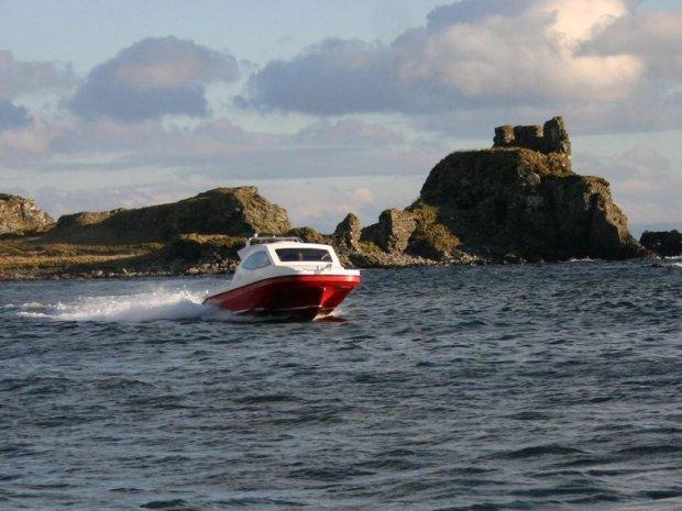 StormBreaker Island Cruiser