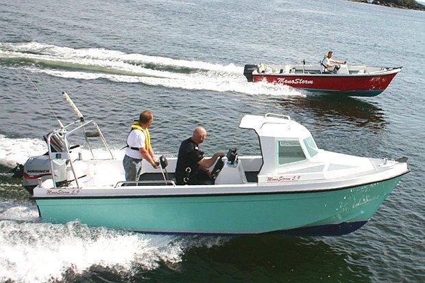 Monostorm Pro Fisher Cuddy
